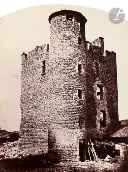 Félix Thiollier (1842-1914) Sites du Puy-de-Dôme,...