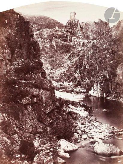 Félix Thiollier (1842-1914) Sites de la Haute-Loire,...