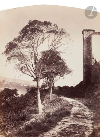 Félix Thiollier (1842-1914) Sites de la Loire,...