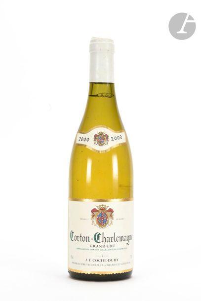 1 B CORTON-CHARLEMAGNE (Grand Cru), Coche-Dury, 2000
