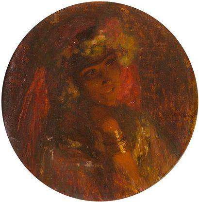 Octave GUILLONNET  (Paris, 1872 - Montgeron,...