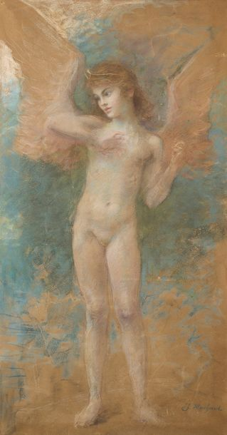 Jules Louis MACHARD  (Sampans, 1839 - Meudon,...