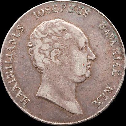 BAVIERE (Royaume). Maximilien I Joseph (1806-1825)....