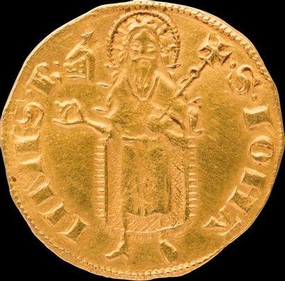 GUILLAUME DE LA GARDE (1361-1374). Florin...