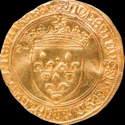 LOUIS XII (1498-1514). Ecu d'Or au soleil...