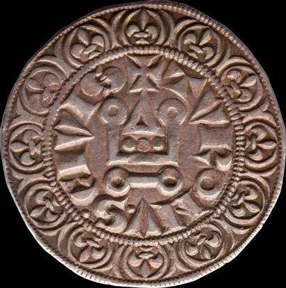 ANCIEN REGIME PHILIPPE III (1270-1285). Gros...