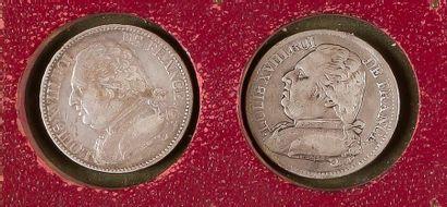TYPE LOUIS XVIII (1814-1815), type Première...
