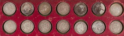 TYPE LOUIS-PHILIPPE I (1830-1848). LOT de...