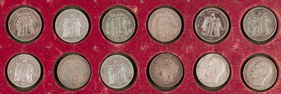 TYPE DEUXIEME REPUBLIQUE (1848-1852). LOT...