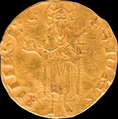 ETIENNE DE LA GARDE (1351-1361). Florin d'Or....