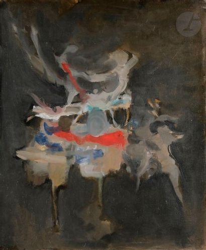 Alfred ABERDAM [polonais] (1894-1963) Rêve...