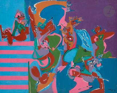 Philippe Saby-Viricel d'ARTIAS (1912-2002)...