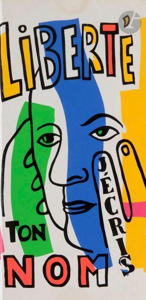Fernand LÉGER (1881-1955) (d'après) Liberté,...