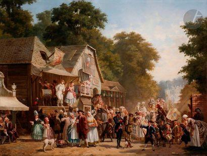 Jan Jacob ZUIDEMA BROOS (Vorden 1833 - Paris...