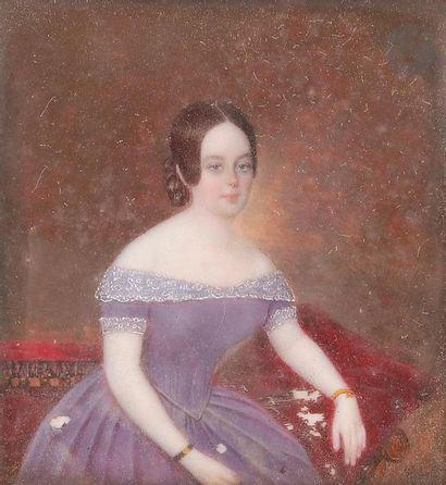 Jean-Pierre ROBELOT  (Lorraine, 1802 - Après...