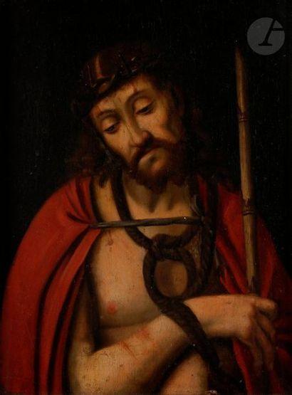 Dans le goût de SOLARIO  Christ aux roseaux...