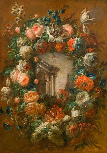Jean-Baptiste MOREL (Anvers 1662 - Bruxelles...