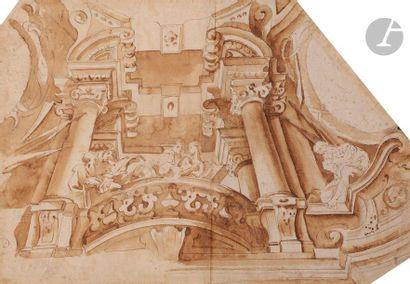 ÉCOLE BOLONAISE du XVIIIe siècle  Projet...