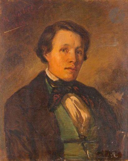 Antoine-Marcel VERDIER  (Paris 1817-1856)...