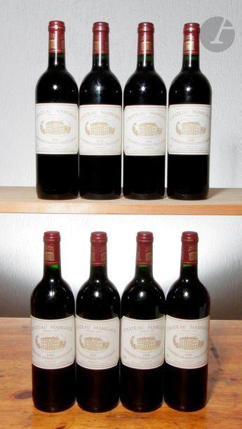 8 B CHÂTEAU MARGAUX, GCC1 Margaux, 1998
