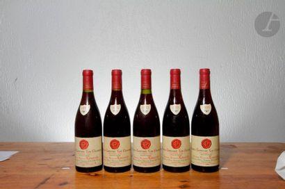 5 B VOSNE-ROMANÉE LES CHAUMES (1er cru),...