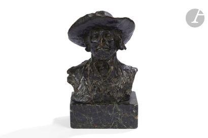 DOMENICO MASTROIANNI (1876-1962) Homme au...