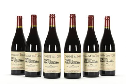 6 B VIN DE PAYS DU VAUCLUSE Rouge, Domaine...