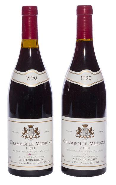 2 B CHAMBOLLE-MUSIGNY (1er Cru) (e.l.s.),...