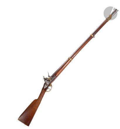 Fusil à silex de garde du corps du Roi, 2e...