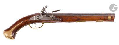 Pistolet de cavalerie et de dragon modèle...