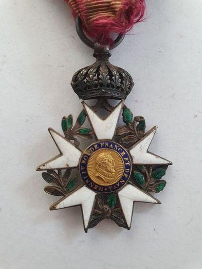 FRANCE ORDRE DE LA LÉGION D'HONNEUR Croix...