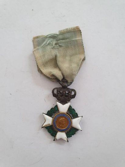 GRÈCE ORDRE DU SAUVEUR Croix de chevalier...