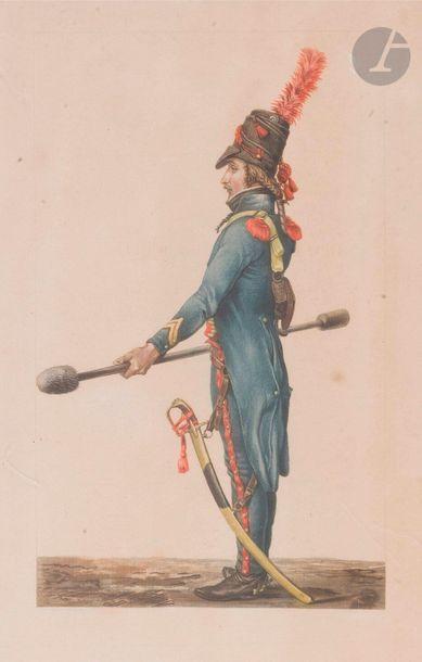 LEJEUNE (Le Général Baron) Ensemble de 5...