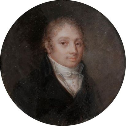 Joseph TASSY (actif fin XVIIIe siècle) Artiste...