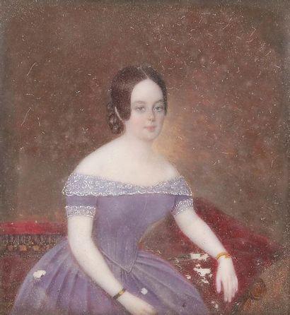 Jean-Pierre ROBELOT (Lorraine, 1802-Après...