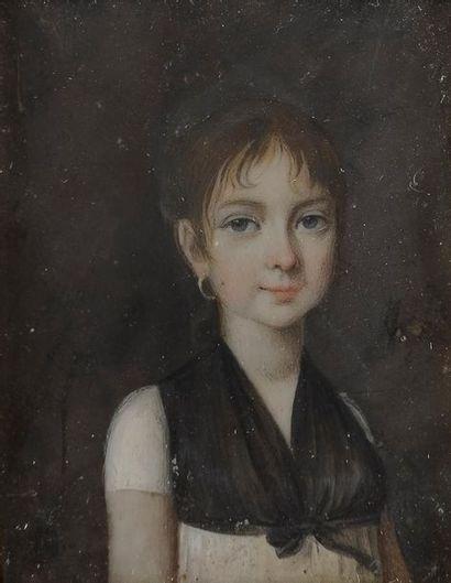 Attribué à Nicolas ( ?) PINET (actif en 1790-1812)...