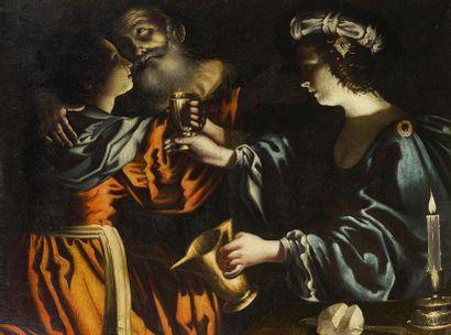 Attribué à Rutilio MANETTI (1571-1639)...