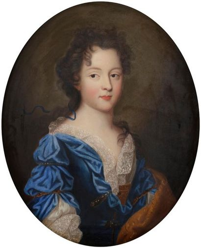 École FRANÇAISE vers 1690, entourage de François...