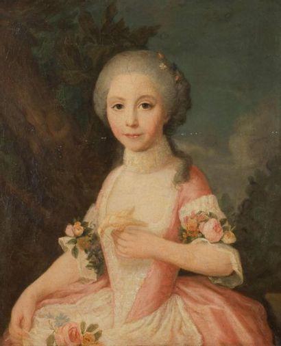 École ROMAINE vers 1770, entourage d'Anton...