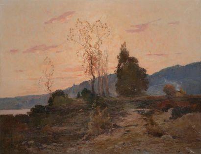 Louis René BOULANGER (Paris, 1860-Brou,...