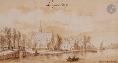 Abraham RADEMAKER (Lisse 1675 - Haarlem 1735)...