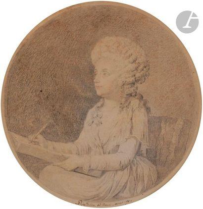 André PUJOS (Toulouse 1738 - Paris 1788)...
