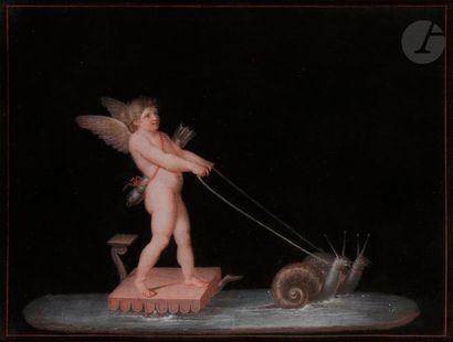 Michelangelo MAESTRI (? - Rome 1812) et son...