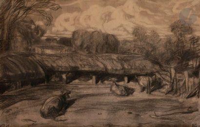 Alexandre Gabriel DECAMPS (Paris 1803 - Fontainebleau...