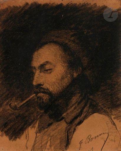 François BONVIN (Vaugirard 1817 - Saint-Germain-en-Laye...