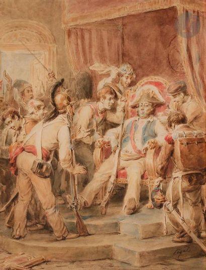 Edmé-Jean PIGAL (Paris 1798 - Sens 1872)...
