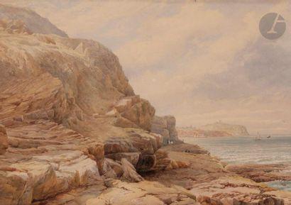 Charles Grant DAVIDSON (New York 1824 - 1902)...