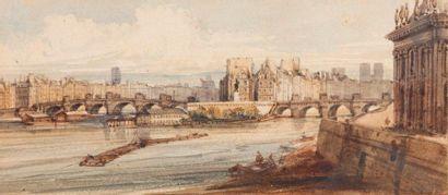 François Étienne VILLERET (Paris vers 1800...
