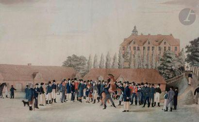 ÉCOLE DU NORD du XIXe siècle La Présentation...