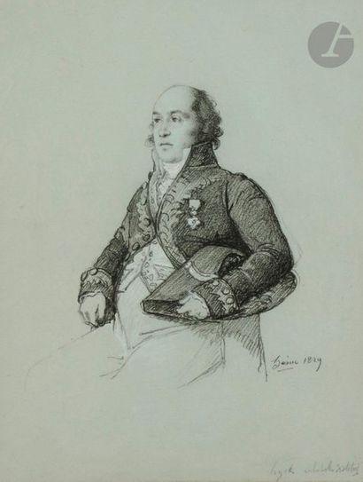 François-Joseph HEIM (Belfort 1787 - Paris...